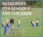Resources for schools and chlidren