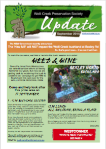 Cover of September 2015 update